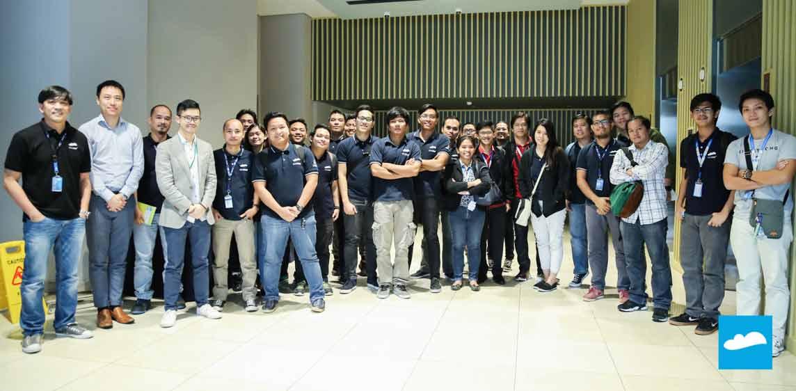 Amazon Web Services Group Pic